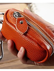 MEGA Women's &Men's Genuine Leather  Key Holders Keys Hanging
