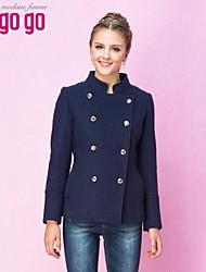 Lagogo Women's Fashion Coat