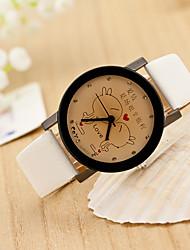 wanbao simples montre bracelet de tuzki des femmes