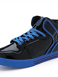 Men's Shoes Round Toe Flat Heel Fashion Sneakers More colors available