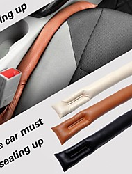 LEBOSH™PU Leather Vehicle Seat Slot Plug Leak-proof Protective Case(2PCS)