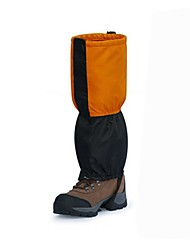 Outdoor Waterproof Windproof Gaiters Leg Protection Guard Skiing Hiking Climbing(Random Color)