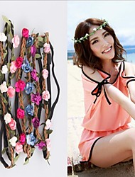 1pc Lovely Fashion Beach Flower Head Ornaments