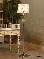 Lampadaire eidehi® style simple peinture sous verre et métal