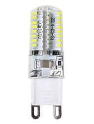 3W G9 LED a pannocchia T 64 SMD 3014 170 lm Bianco AC 220-240 V