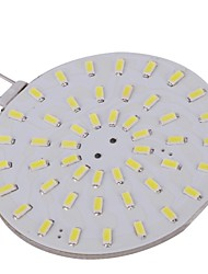 Luces de Doble Pin G4 5 W 48 SMD 3014 450 LM 6000-6500 K Blanco Fresco DC 12/AC 12/AC 24/DC 24 V