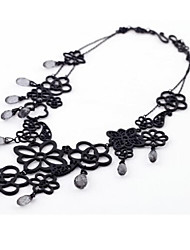 Ladies'/Women's Alloy Necklace Anniversary/Party/Daily/Special Occasion/Causal Non Stone