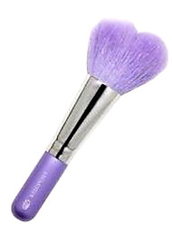 Lam Sam Yick Heart Shape Brush (Medium, Purple)