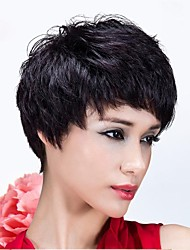Capless 100% Human Hair Wigs