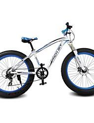 2015 Pro-Top-012 Wohnung 4.0 Reifen Shimano 8 -27 Räder Cruiser Mountainbike Schnee Rennrad hydraulischen Scheibenbremsen