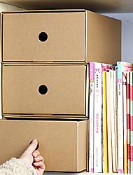 kraftpaper коробку для хранения ботинок 1 шт