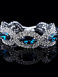 YUAN Fashion Casual High Quality Crystal Bracelet