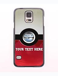 personalisierte Telefon-Fall - vor allem Design Metallgehäuse für Samsung-Galaxie s5 Mini
