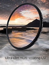 TIANYA 43mm MC UV Ultra Slim XS-Pro1 Digital Muti-coating UV Filter for Canon EOS M