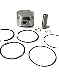 Original Lifan LF125cc Engine Piston Rings Set For Dirt Pit Bike Motocross ATV 52.4MM