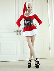 Performance Women's Christmas Lady Costume