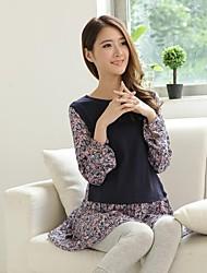 mode coréenne petite suihua deux fausses femmes enceintes se habillent