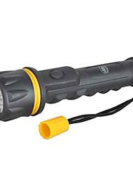 TwoBoys LED Flashlights / Handheld Flashlights 1 Mode 100 Lumens AA Waterproof LED LED Everyday Use / Traveling / Driving / Outdoor