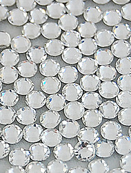 1 комплект Драгоценные камни,белый