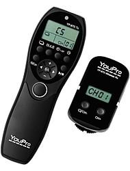 youpro 100 metri timer telecomando senza fili per la macchina fotografica panasonic lumix dmc-FZ100, dmc-FZ150, dmc-fz200