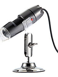 800X USB 8 LED Light Digital Microscope Endoscope Video Camera Magnifier