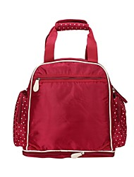Women's LANDUO Multifuncational Small Dots Diaper Nappy Bag