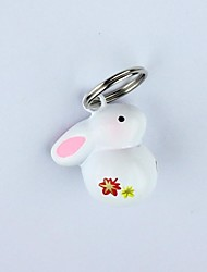 Dog tags Cute Rabbit Bells for Dogs Cats