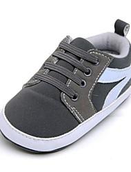 Tênis de Moda ( Cinzento ) - de MENINO - Sapatos para Primeiros Passos