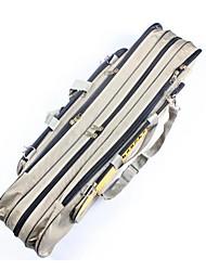 Weilong ® sac de pêche taille jumbo trois couches épaississement imperméable à dos de support amovible sac de pêche 0.9m z30