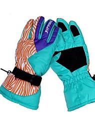 CNHIMALAYA Waterproof  Warm  Professional Children's Ski Gloves
