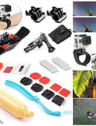 Water Sports Kit for Gopro Hero 4 Silver/Black/Hero HD 3+ /3