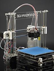 Open Source FDM Desktop Digital 3D Printer Machine High Precision Impressora DIY Kit for DIY People
