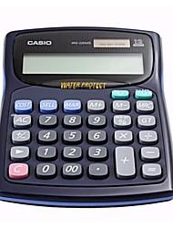 casio protetto da acqua e polvere -proof tipo desk-top 12 cifre Calcolatrice colore casuale WD-220ms