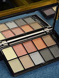 Fancy 10 Colors Eye Shadow