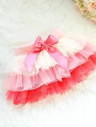 arco vestito del bambino della principessa gonne della ragazza