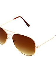 Sunglasses Men's Classic / Retro/Vintage / Sports / Aviator Flyer Sunglasses Full-Rim