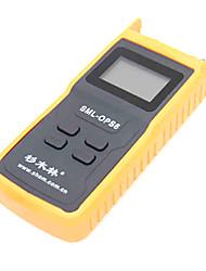 medidor de potência óptica SML-ops6 + caneta tipo 10 km fonte de luz vermelha handheld localizador visual de falhas (VfL)