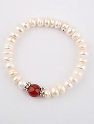 Colliers Mode pendentif perle naturelle