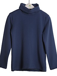 Jungen T-Shirt - Baumwolle einfarbig Ganzjährig