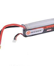 neewer® 11.1v 3s 2800mAh 70c lipo batterij w / XT60 connector voor rc heli vliegtuig t-rex 450