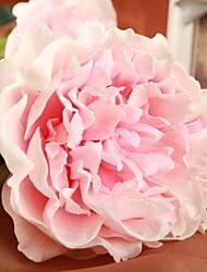 """arte-de-rosa artificial pu peônia 29,1 """"radical para o casamento e decoração de casa"""