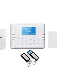 4 Languages in One Alarm System for GSM Auto Dial Alarm System GS-G180E