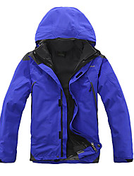 Flygaga Men's Two Pieces Three-in-one Windproof Waterproof Thermal Ski Jacket