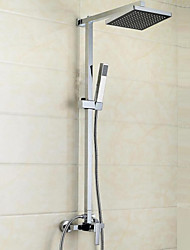 Rainfall Shower Faucet Set (0634 -SC1001)
