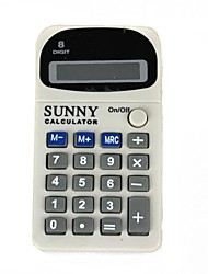 Tricky Toy - Get An Electric Shock Mini Calculators