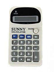 brinquedo complicado - receber um choque elétrico mini-calculadoras
