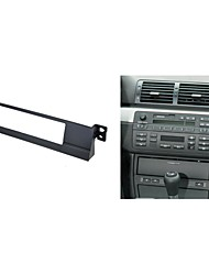 Car Radio Fascia Trim Installation Kit for BMW 3-Series E46 CD DVD Facia
