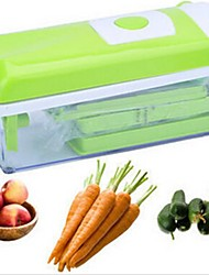 12 Pieces Vegetable Cutter,Stainless Steel 14×12.5×17 CM(5.6×5.0×6.7 INCH)