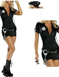 Les costumes d'Halloween de la police costumes classiques femmes