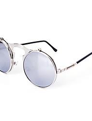 Gafas de Sol hombres / mujeres / Unisex's Clásico / Retro/Vintage / Deportes Redondo Gafas de Sol Completo llanta